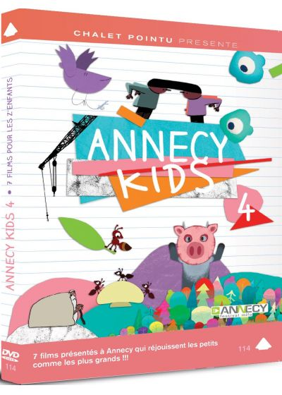 ANNECY KIDS VOL.4