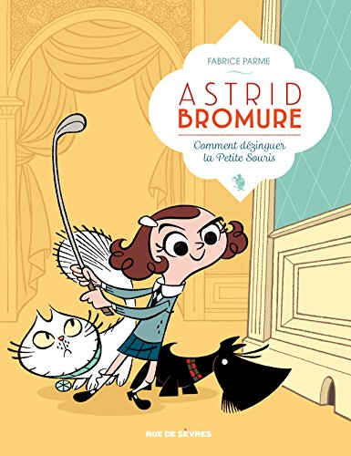 ASTRID BROMURE T.01