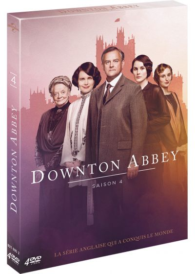 DOWNTON ABBEY S.04