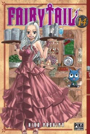 FAIRY TAIL T.14