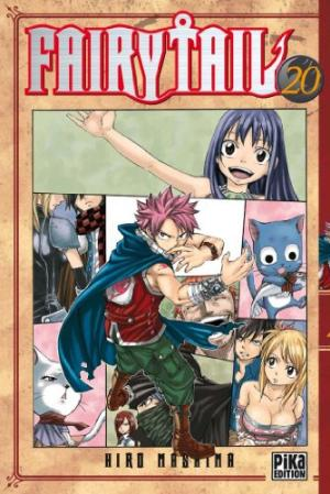 FAIRY TAIL T.20