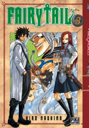 FAIRY TAIL T.3