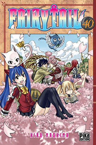 FAIRY TAIL T.40