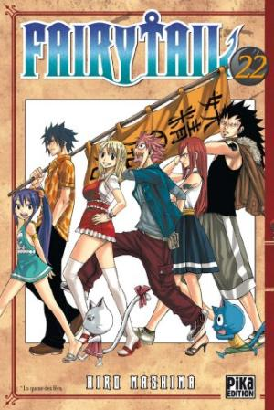 FAIRYTAIL T.22
