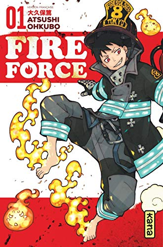 FIRE FORCE T.01