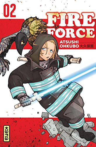 FIRE FORCE T.02