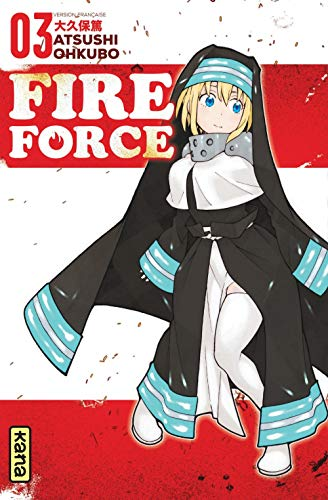 FIRE FORCE T.03