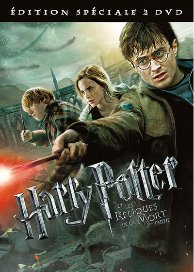 HARRY POTTER V.07 1/2