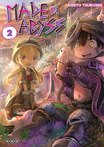 MADE IN ABYSS T.02