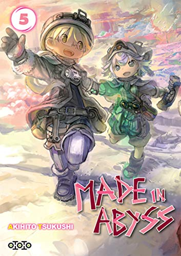 MADE IN ABYSS T.05