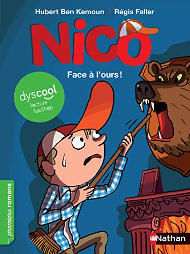 NICO FACE A L'OURS