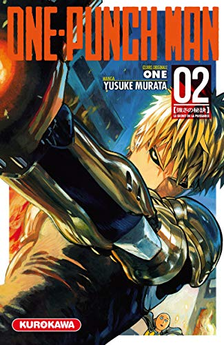 ONE PUNCH MAN T.02