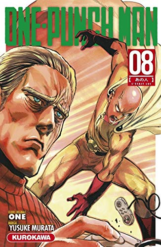 ONE PUNCH MAN T.08