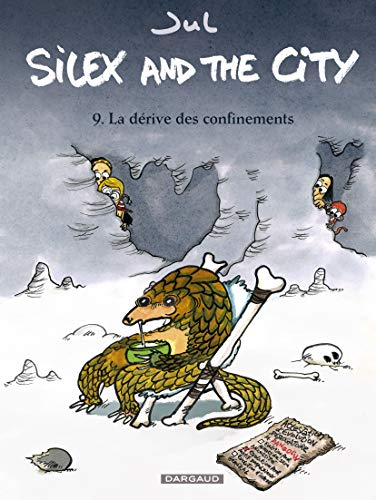 SILEX AND THE CITY T.09