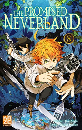 THE PROMISED NEVERLAND T.08