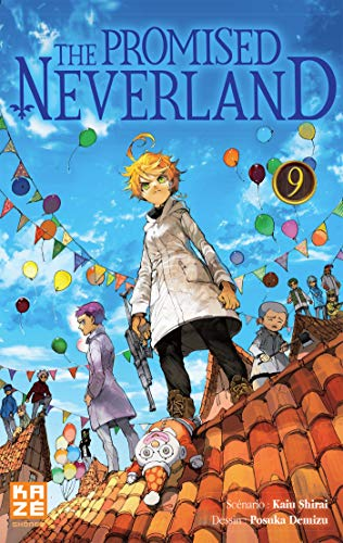 THE PROMISED NEVERLAND T.09