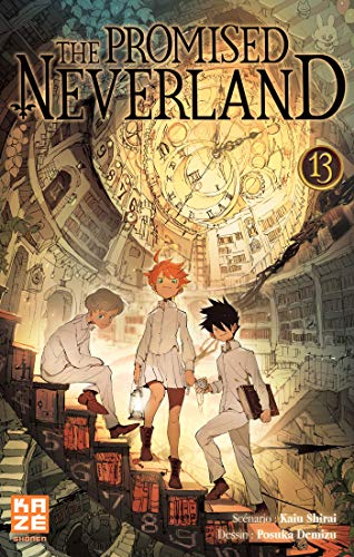 THE PROMISED NEVERLAND T.13