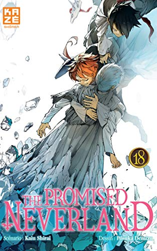 THE PROMISED NEVERLAND T.18